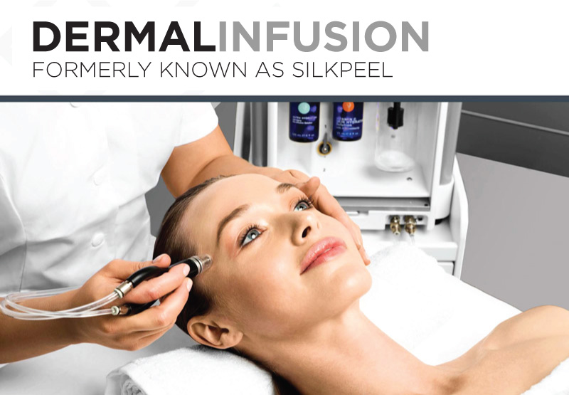 Dermal infusion, formerly known as Silkpeel